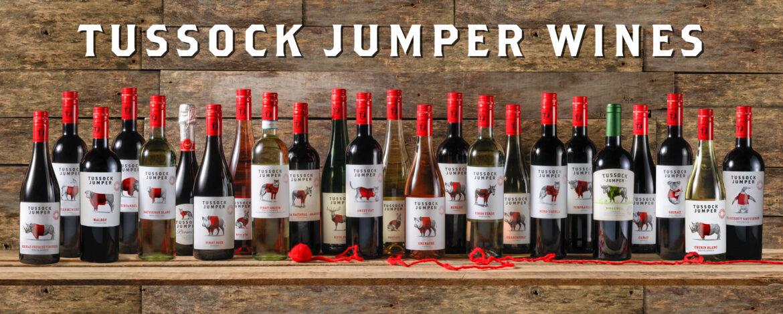 Tussock Jumper Wine Portfolio