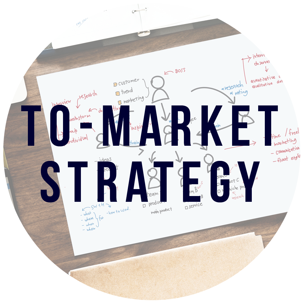 To Market Strategy Development